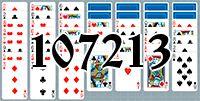 Пасьянс №107213