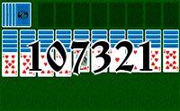 Пасьянс №107321