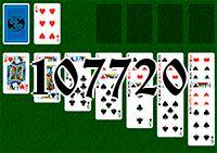 Пасьянс №107720