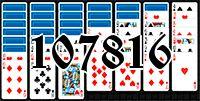 Пасьянс №107816