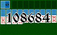 Пасьянс №108684