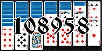 Пасьянс №108958