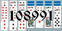 Пасьянс №108991
