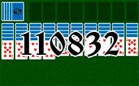 Пасьянс №110832