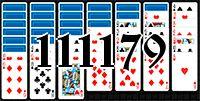 Пасьянс №111179