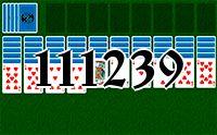 Пасьянс №111239