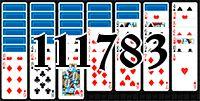 Пасьянс №111783
