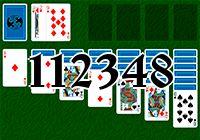 Пасьянс №112348