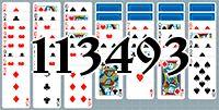 Пасьянс №113493