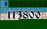 Пасьянс №113800