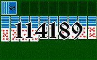 Пасьянс №114189
