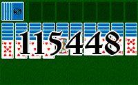 Пасьянс №115448