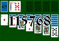 Пасьянс №115768