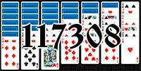 Пасьянс №117308