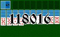Пасьянс №118016