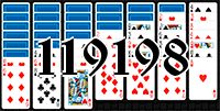 Пасьянс №119198