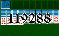 Пасьянс №119288
