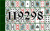Пасьянс №119298