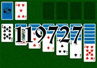 Пасьянс №119727