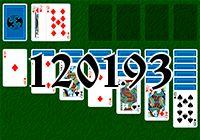 Пасьянс №120193