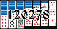 Пасьянс №120278