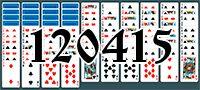 Пасьянс №120415