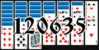 Пасьянс №120635