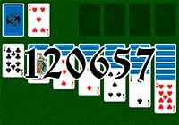 Пасьянс №120657