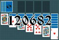 Пасьянс №120682