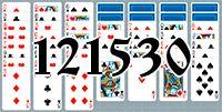 Пасьянс №121530
