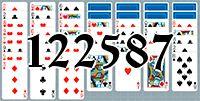 Пасьянс №122587