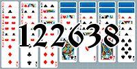 Пасьянс №122638
