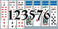 Пасьянс №123576
