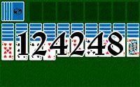 Пасьянс №124248