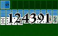 Пасьянс №124391