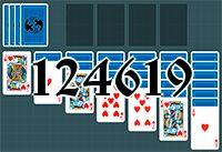 Пасьянс №124619