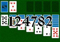 Пасьянс №124782