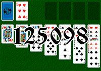 Пасьянс №125098