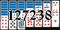 Пасьянс №127238
