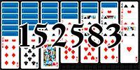 Пасьянс №152583