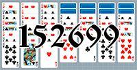 Пасьянс №152699
