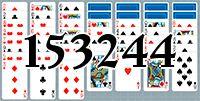 Пасьянс №153244