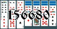 Пасьянс №156680