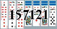 Пасьянс №157121