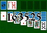 Пасьянс №163525