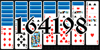 Пасьянс №164198