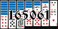 Пасьянс №165061