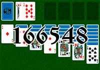 Пасьянс №166548