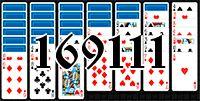 Пасьянс №169111