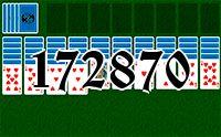 Пасьянс №172870